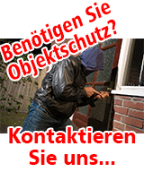 Objektschutz M-G-Security